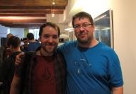 Manuel and myself