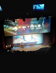 The AMD presentation.