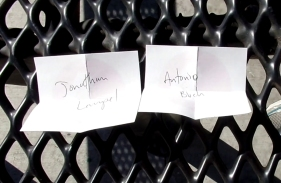 The winning names!